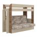 Карамель 75 кровать-диван