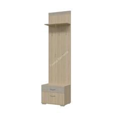 КВИНТА шкаф с вешалкой
